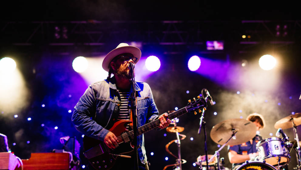 Wilco live beim ROLLING STONE Weekender 2016