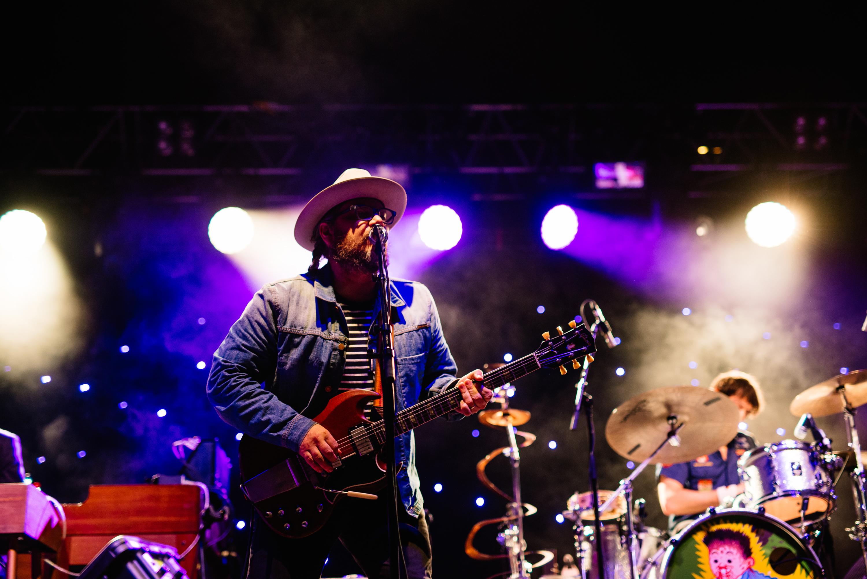 Wilco live beim ROLLING STONE Weekender 2016