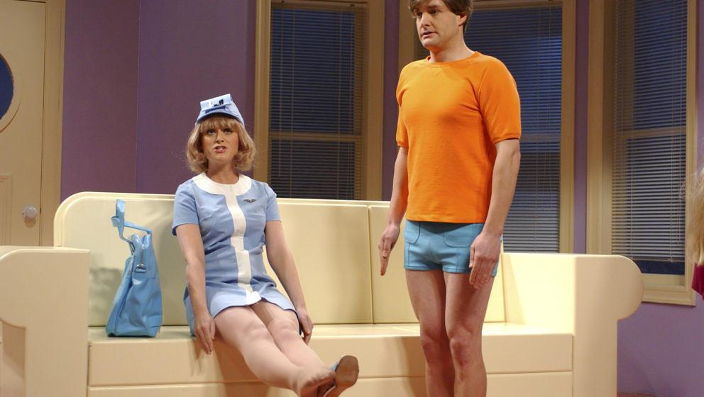Standen vielleicht für die Mannequin-Challenge als Vorbild: Barbie und Ken