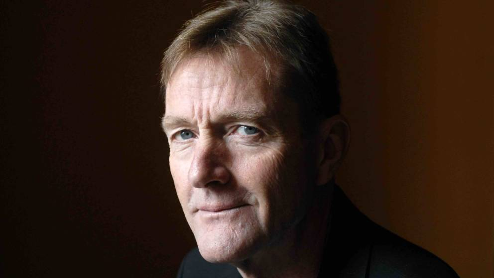 LYON, FRANCE - MARCH 30. American writer Lee Child poses during a portrait session held on March 30, 2012 in Lyon, France. (P
