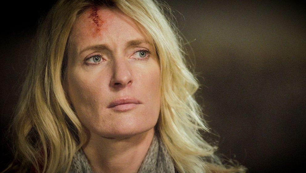 """Maria Furtwängler als """"Tatort""""-Ermittlerin Lindholm in """"Taxi nach Leipzig"""""""