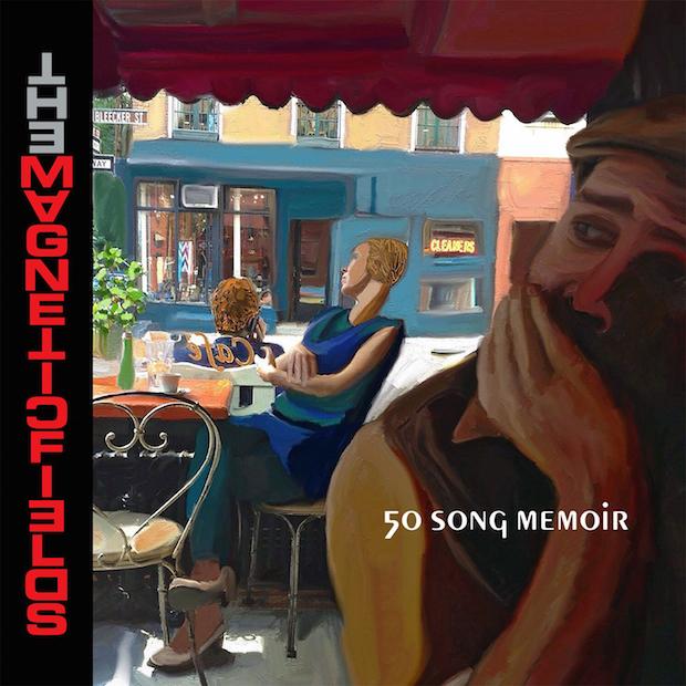 "Das Cover von ""50 Song Memoir"""