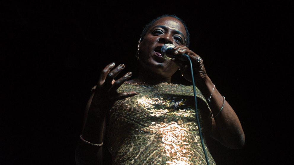 Sharon Jones starb am vergangenen Freitag (18. November)