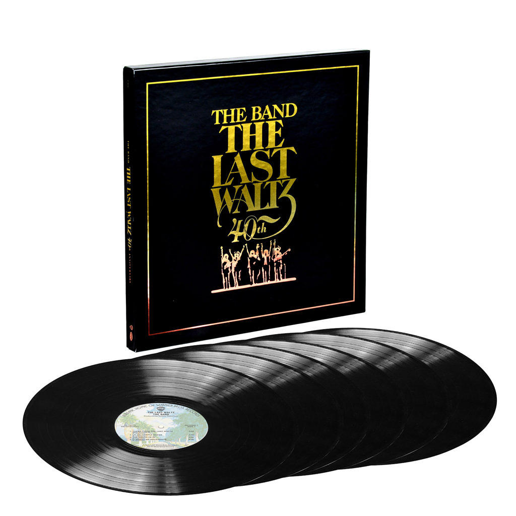 "The Band: ""The Last Waltz"""