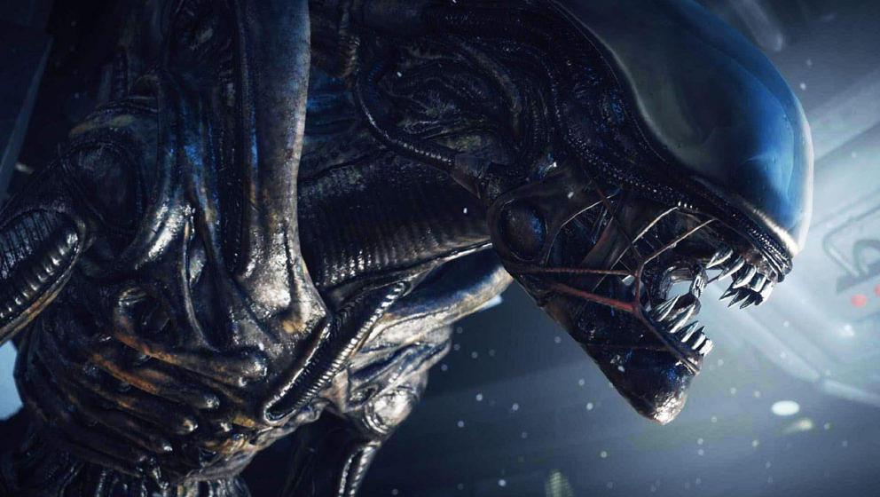 """Der gefürchtete Xenomorph (hier in """"Alien: Isolation"""")"""