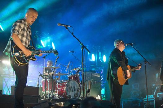 Pixies in Barcelona (wieder nicht Köln)