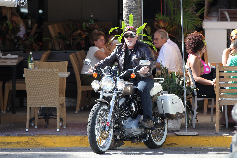 MIAMI, FL - JANUARY 25: Billy Joel is sighted on January 25, 2012 in Miami, Florida. (Photo by David Rojas/FilmMagic)