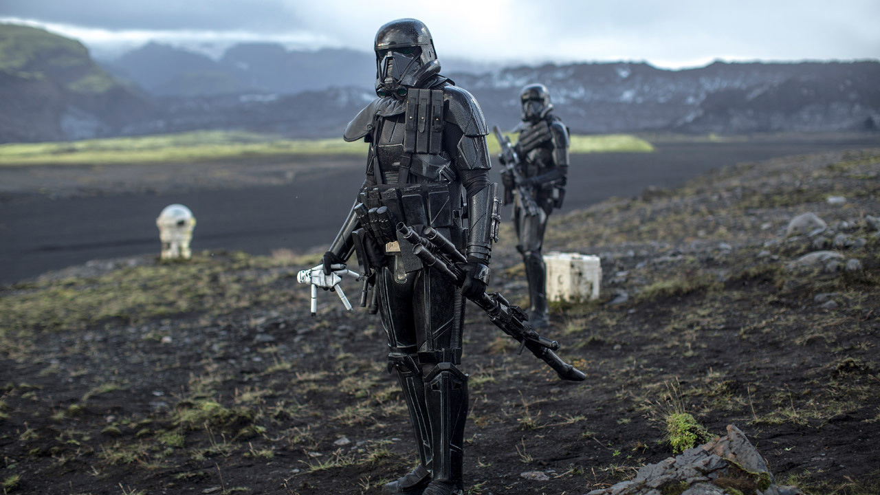 "Deathtrooper aus ""Rogue One: A Star Wars Story"""