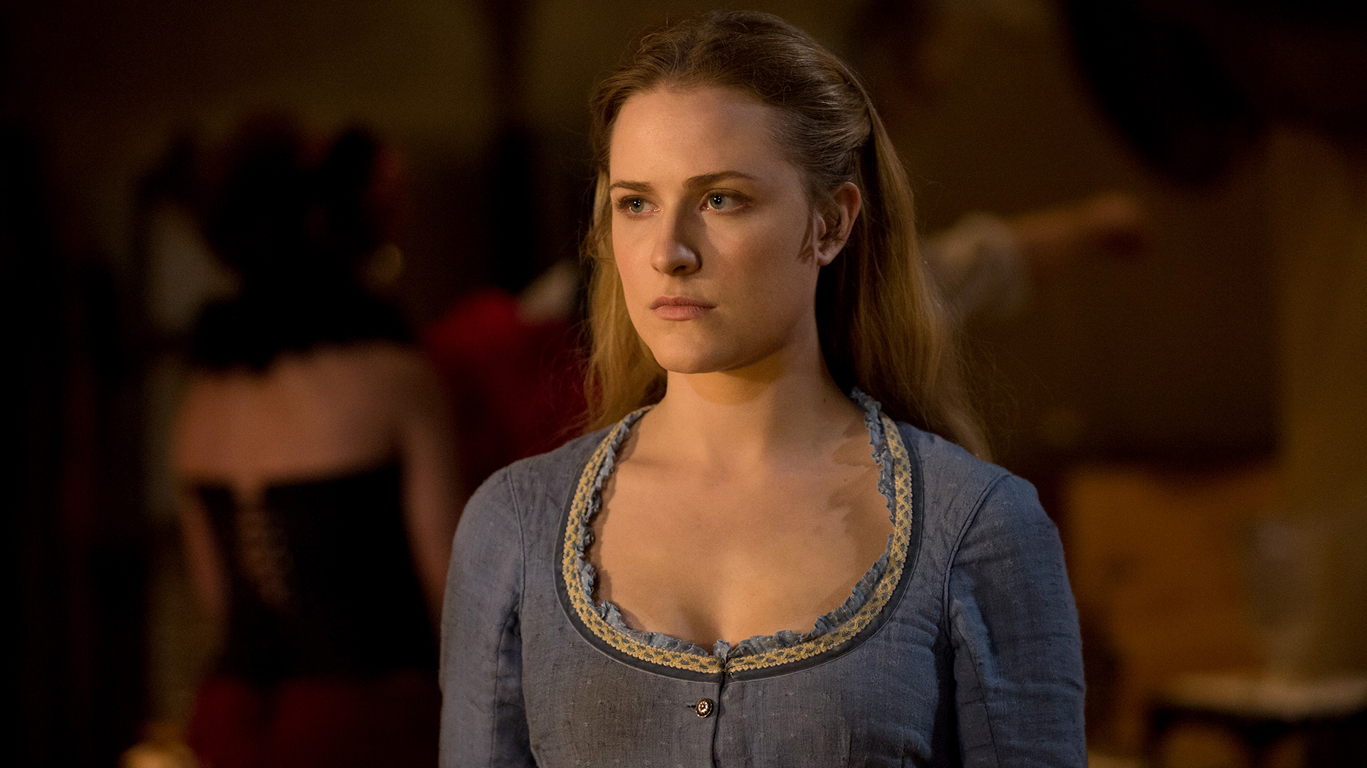 Westworld Star Evan Rachel Wood Ich Wurde Vergewaltigt