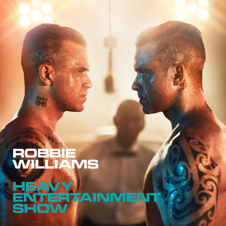 Robbie Williams – The Heavy Entertainment Show. ★★. Mehr als ein Dutzend Helfer, aber nicht einmal eine Handvoll Hits: