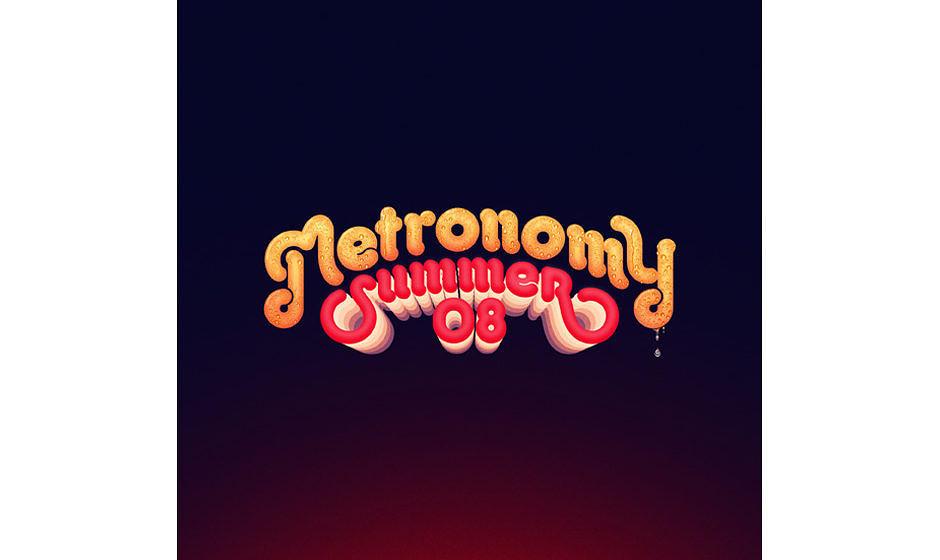 17. Metronomy –'Summer 08'. ack to basics. Nachdem Metronomy zwei Platten lang zu einer hippen zeitgenössischen Ausgabe