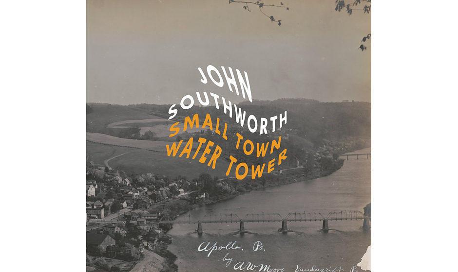 """08. John Southworth – """"Small Town Water Tower"""". Wie ein Seelenwanderer bewegt sich John Southworth durch die Stile un"""