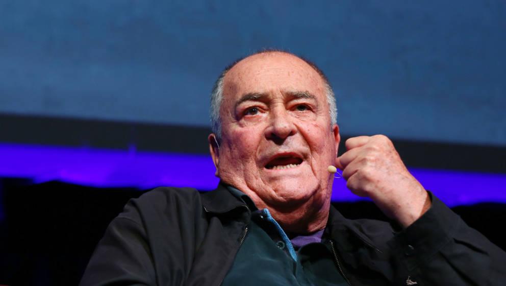 """Bernardo Bertolucci kann die Aufregung um die Vergewaltigung in """"Der letzte Tango in Paris"""" nicht verstehen."""