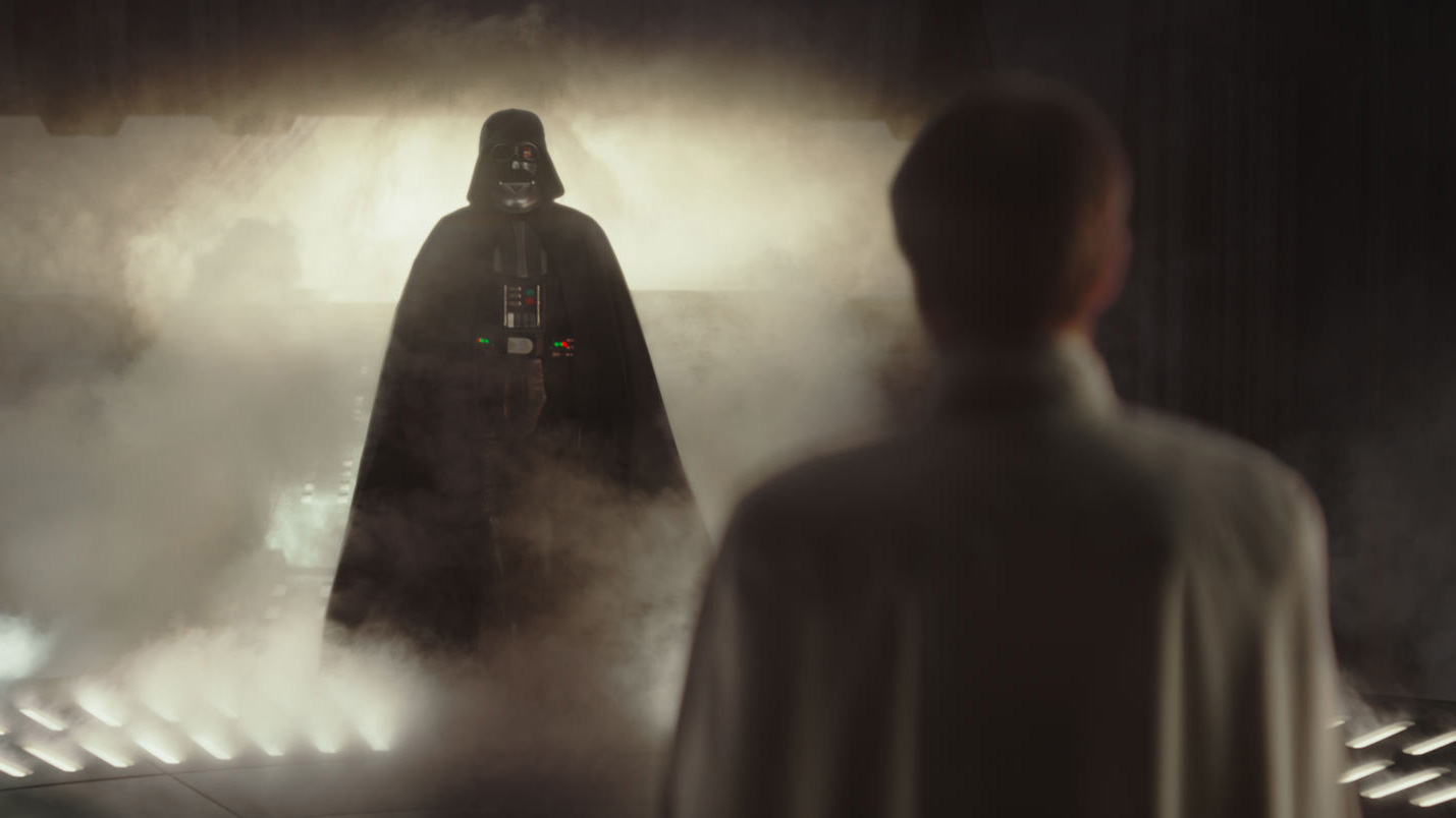 "Darth Vader in ""Rogue One: A Star Wars Story"""