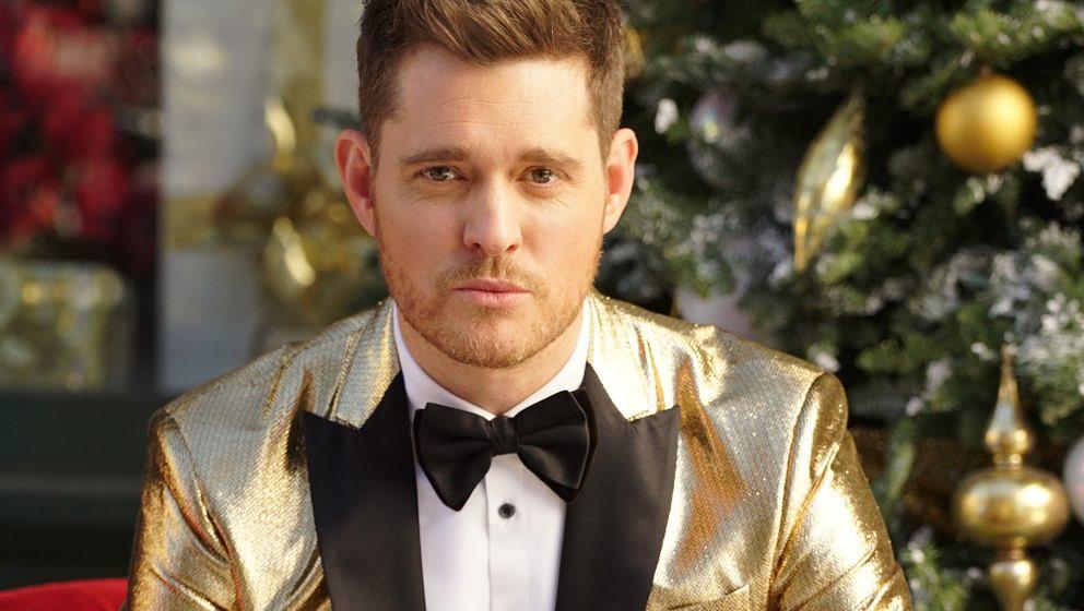 In diesem Jahr sing Michael Bublé Weihnachtssongs vor allem für seinen kleinen Sohn Noah
