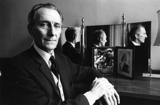 Peter Cushing (1913 - 1994) 1972