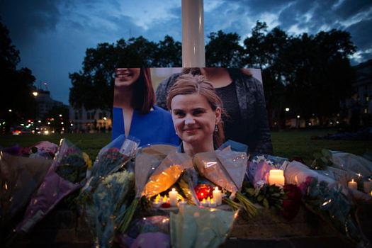 "Die sozialdemokratische Politikerin Helen Joanne ""Jo"" Cox wurde im Juni 2016 ermordert"