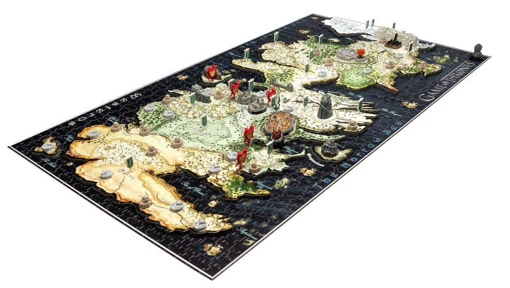 """Dieses großartige """"Westeros""""-Puzzle können Sie u.a. gewinnen"""