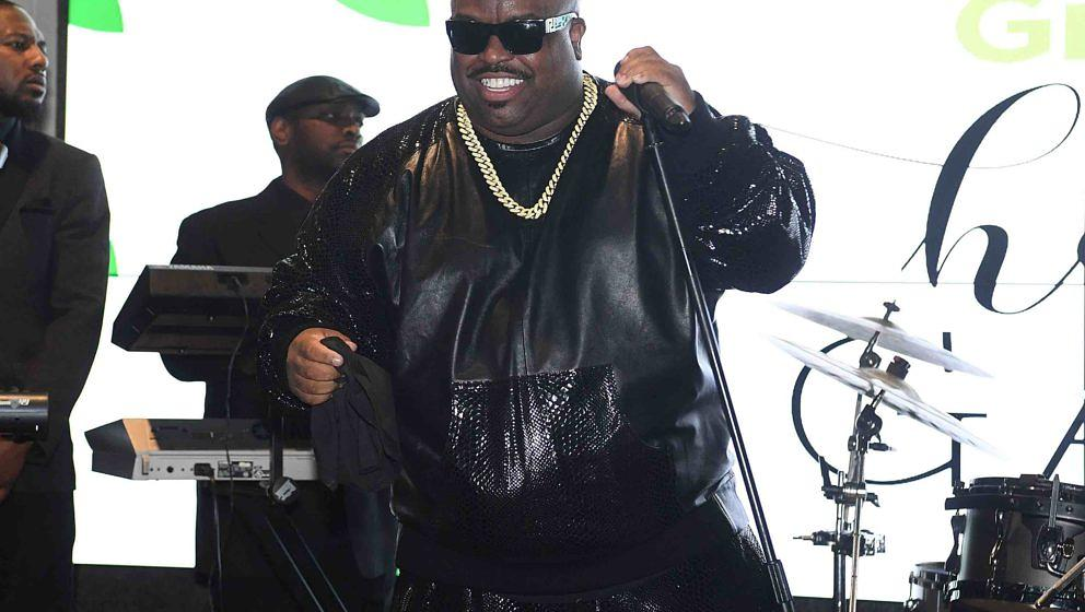 ATLANTA, GA - DECEMBER 04:  Recording aritst Ceelo Green performs onstage at Greenhouse Foundation 1st Annual GreenHeart Holi