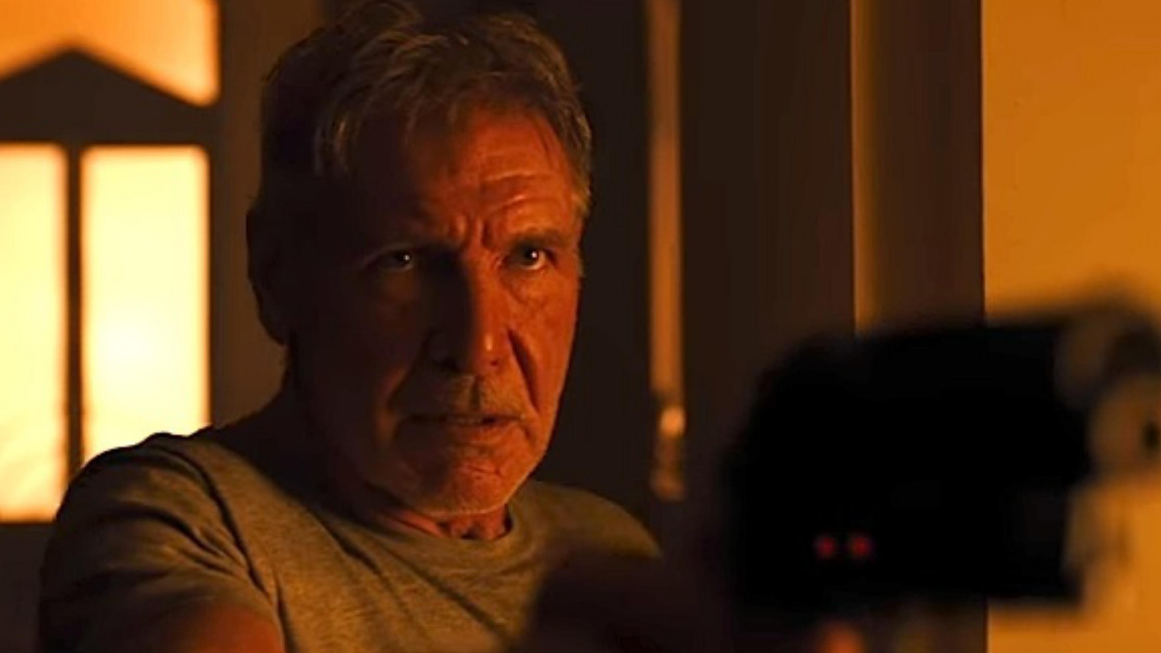 Harrison Ford ist erneut als Deckard zu sehen