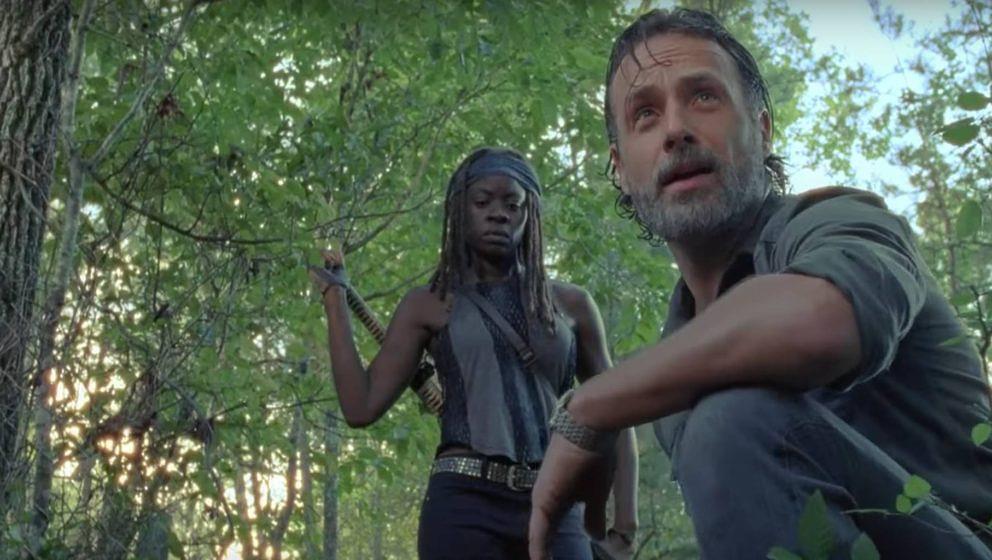 """Teaser-Bilder aufgetaucht: Wie wird die siebte Staffel von """"The Walking Dead"""" weitergehen?"""