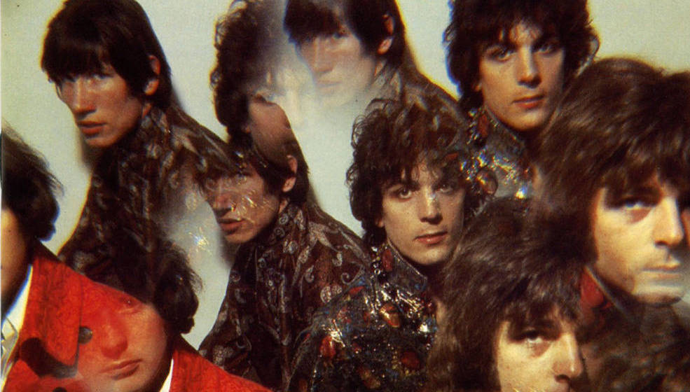 """Cover von Pink Floyds """"The Piper At The Gates Of Dawn"""""""