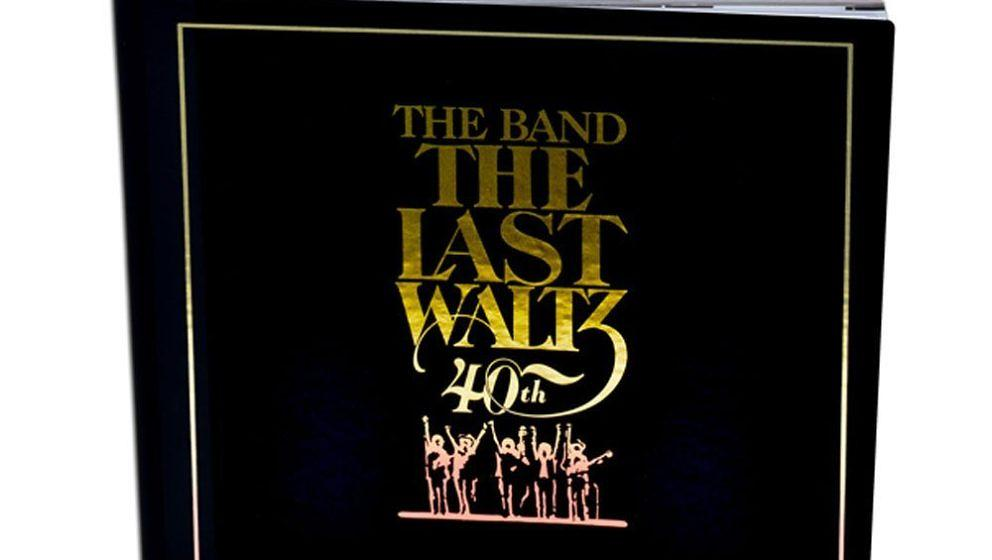 "Cover der ""40th Anniversary Edition"" von ""The Last Waltz"""