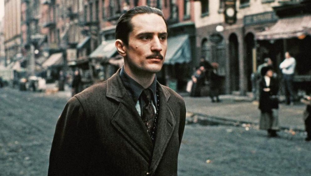 """Robert De Niro in """"Der Pate - Teil II"""" - und bald vielleicht auch in """"The Irishman""""?"""