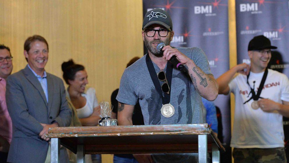 Hunter Hayes & BMI Nashville - No. 1 Song Celebration For 'Somebody's Heartbreak' at BMI on June 25, 2013 in Nashville, T