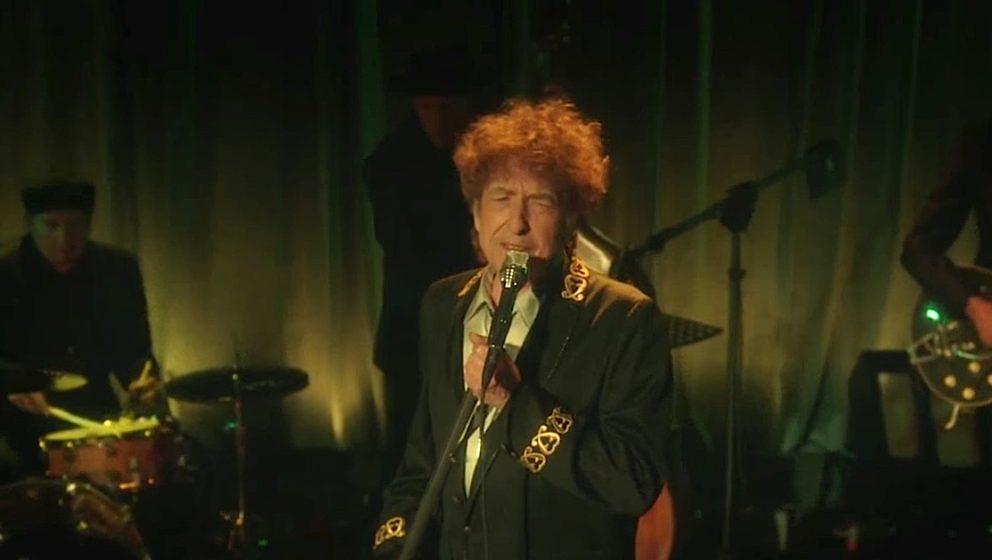 Bob Dylan covert Tony Bennett