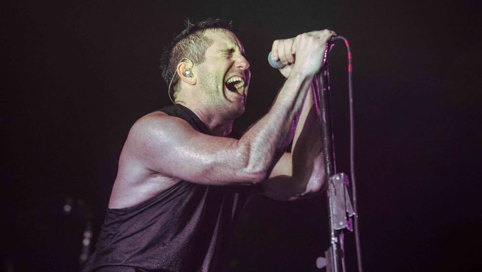 Nine-Inch-Nails-Frontmann Trent Reznor