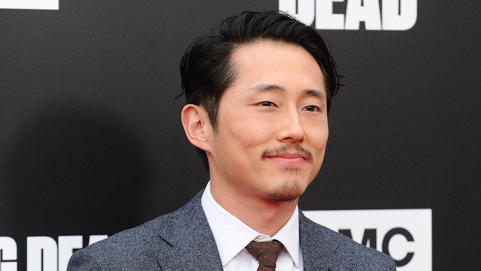 """Steven Yeun aus """"The Walking Dead"""""""