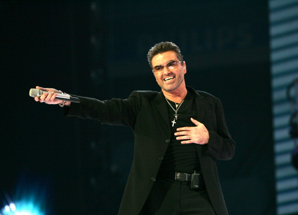 George Michael during George Michael In Concert At The Arena - Amsterdam - June 26th, 2007 at Arena in Amsterdam, Netherlands
