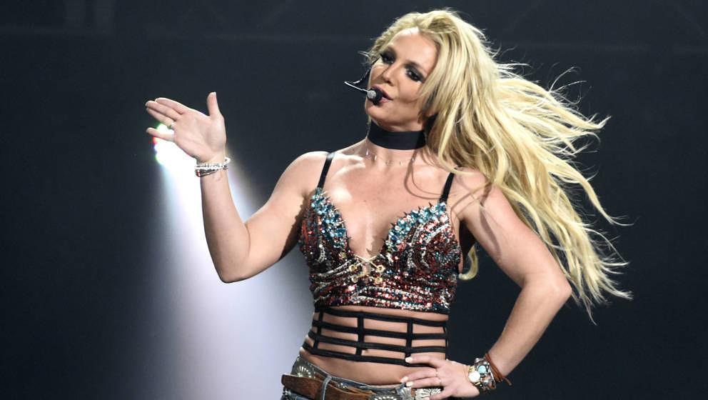 Ist zum Glück wohlauf und putzmunter: Britney Spears