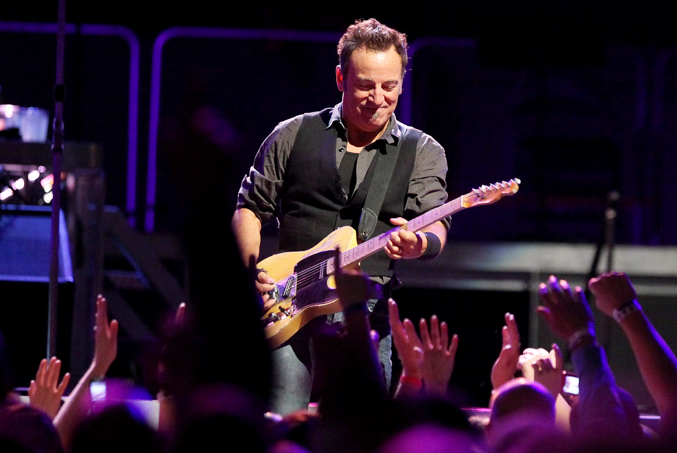 Bruce Springsteen Live Album In Erinnerung An Clarence Clemons
