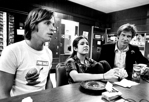 JUN 15 1977, MAY 30 1978, JUN 4 1978; 'Star Wars' has Given three Performers that 'All-Important Break'; Featured in the popu