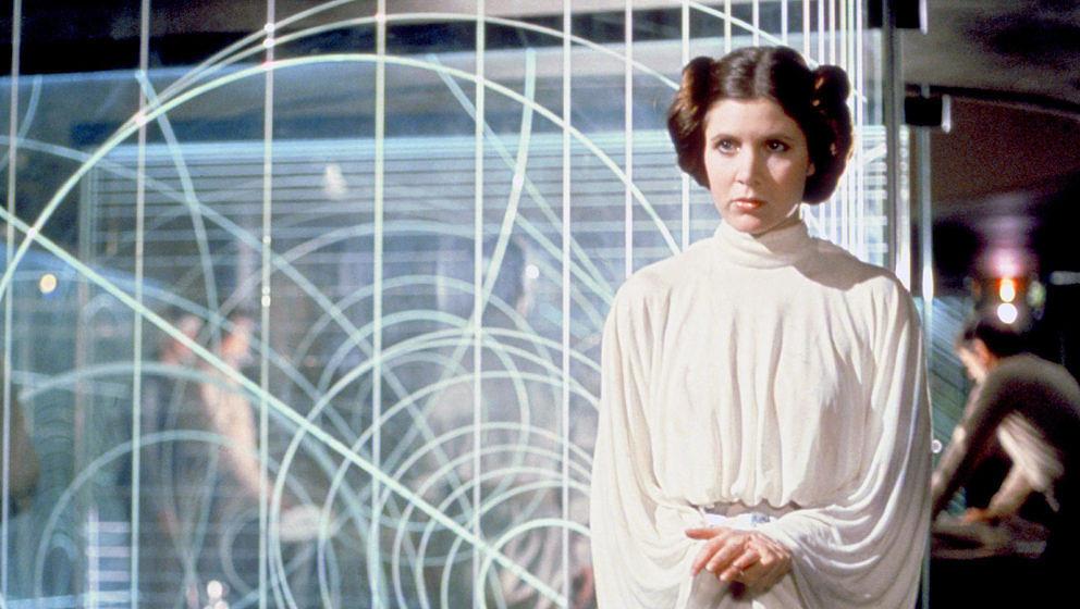 """Dank """"Star Wars"""" wünschte sich Carrie Fisher einen ganz besonderen Nachruf."""