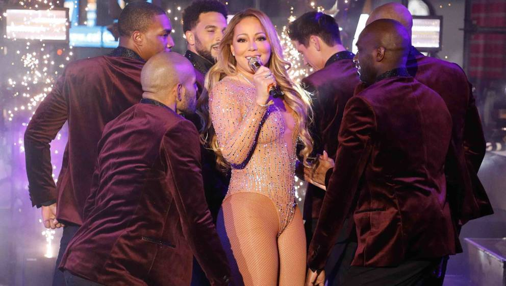 "An Heiligabend stellten die Weihnachtsklassiker ""All I Want For Christmas Is You"" von Mariah Carey neue Rekorde beim Musik-Streaming auf."
