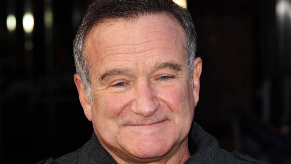 Robin Williams hätte sicher einen hervorragenden Hagrid abgegeben