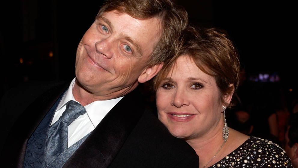 Mark Hamill und Carrie Fisher verband eine lebenslange Freundschaft