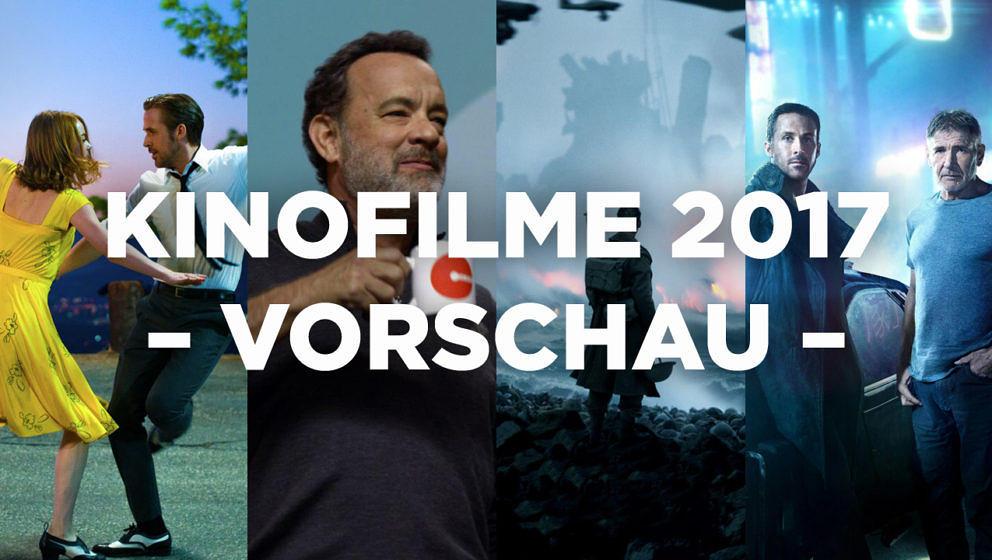 Kinofilme 2017: Diese Filme müssen Sie sehen!
