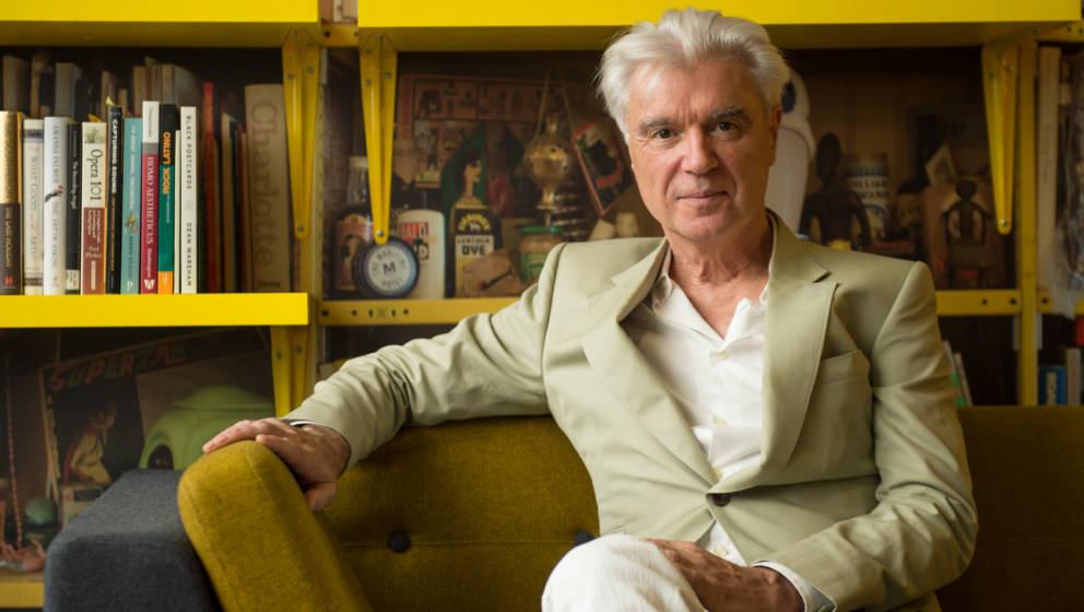 David Byrne hat keine Lust auf Vergangenheit
