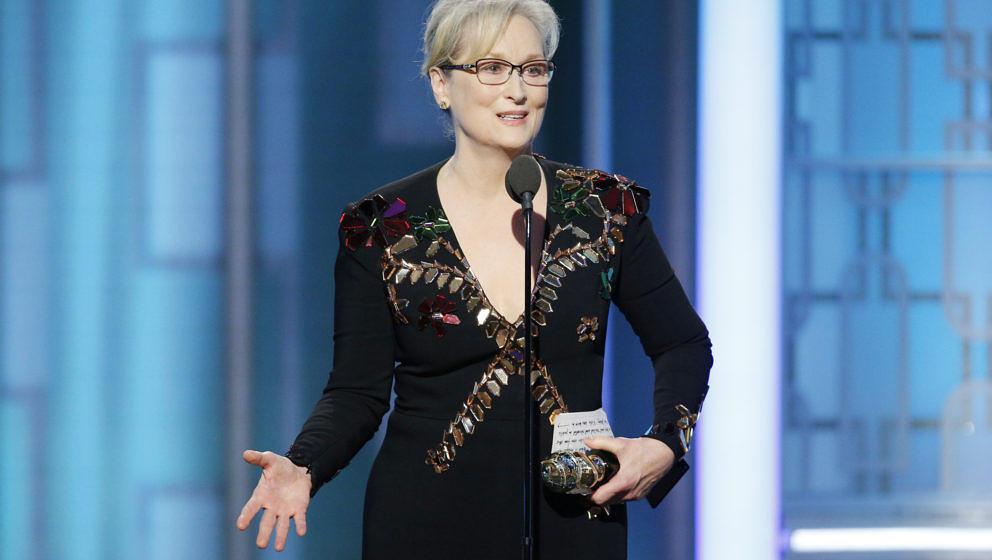 Meryl Streep Golden Globes Lebenswerk