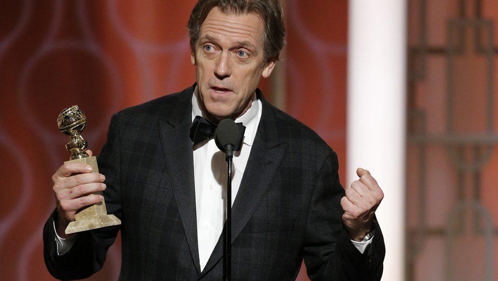 """Hugh Laurie wurde für seine Rolle in """"The Night Manager"""" ausgezeichnet"""