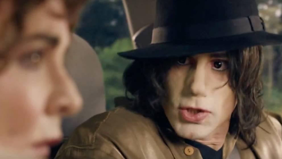 Joseph Fiennes verkörpert Michael Jackson