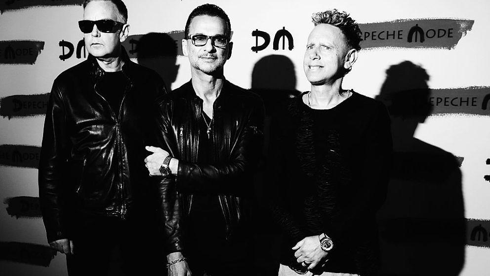 Für März 2017 wird das neue Album vom Depesche Mode erwartet.