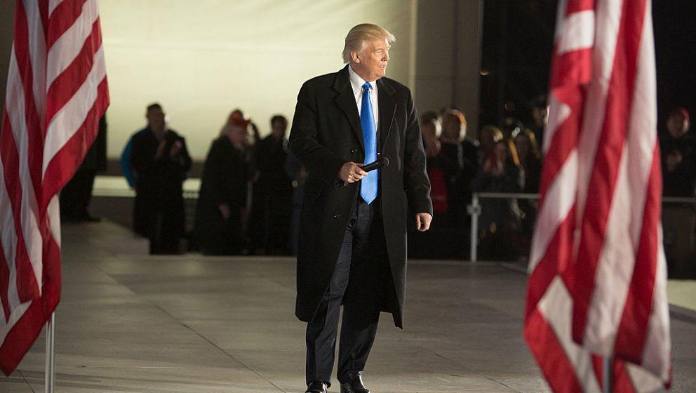 Drei Gänge wird das Menü bei der Amtseinführung von Donald Trump haben. Hummer Rind und Schokoladen-Soufflé stehen auf der Karte.
