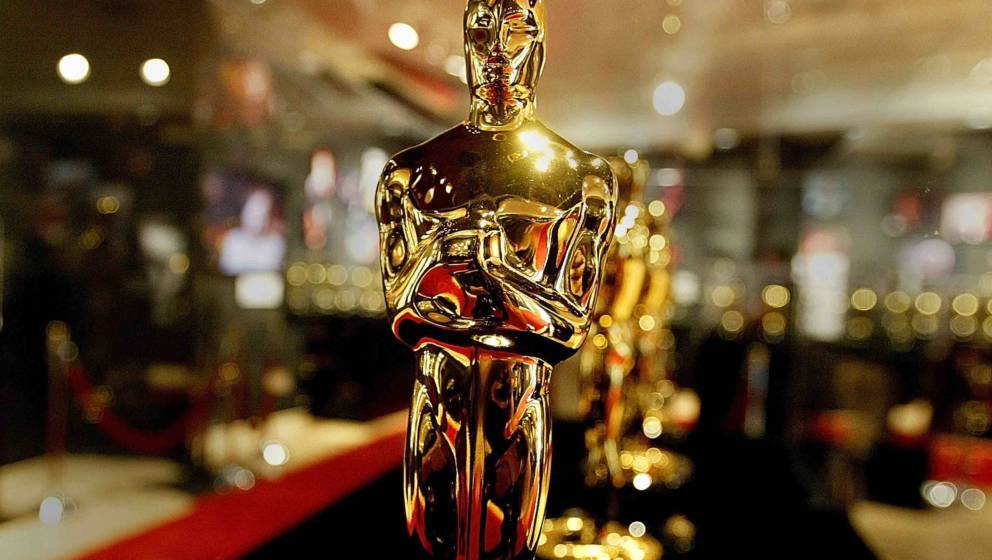 HOLLYWOOD - FEBRUARY 20:  A display case is seen full of Oscar statues February 20, 2004 in Hollywood, California. These are