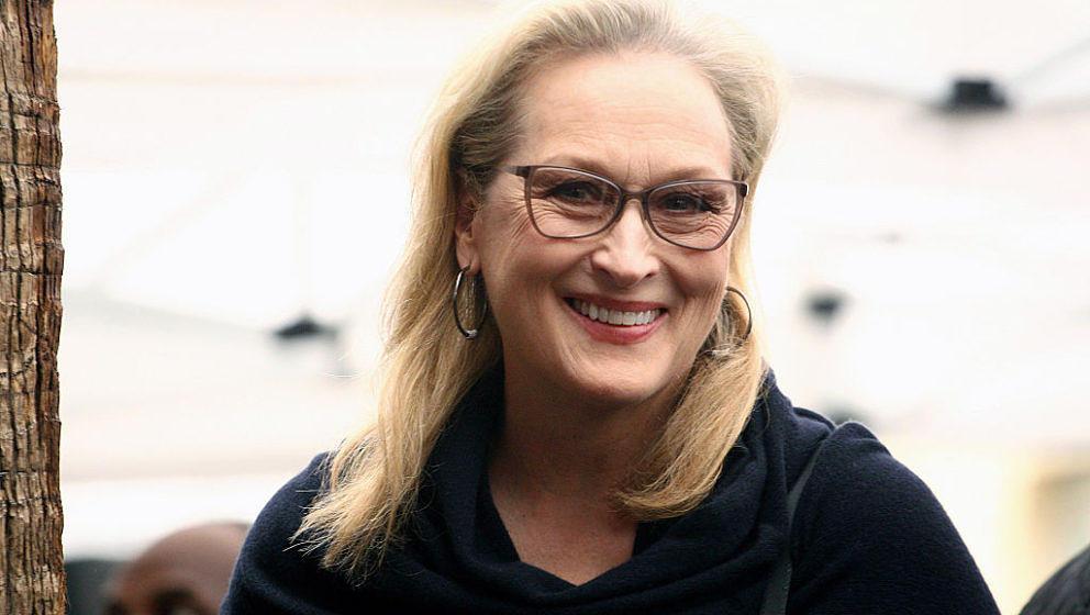 Meryl Streep reagiert mit einem GIF in dem sie zu Paul McCartney tanzt auf ihre Oscar-Nominierung.