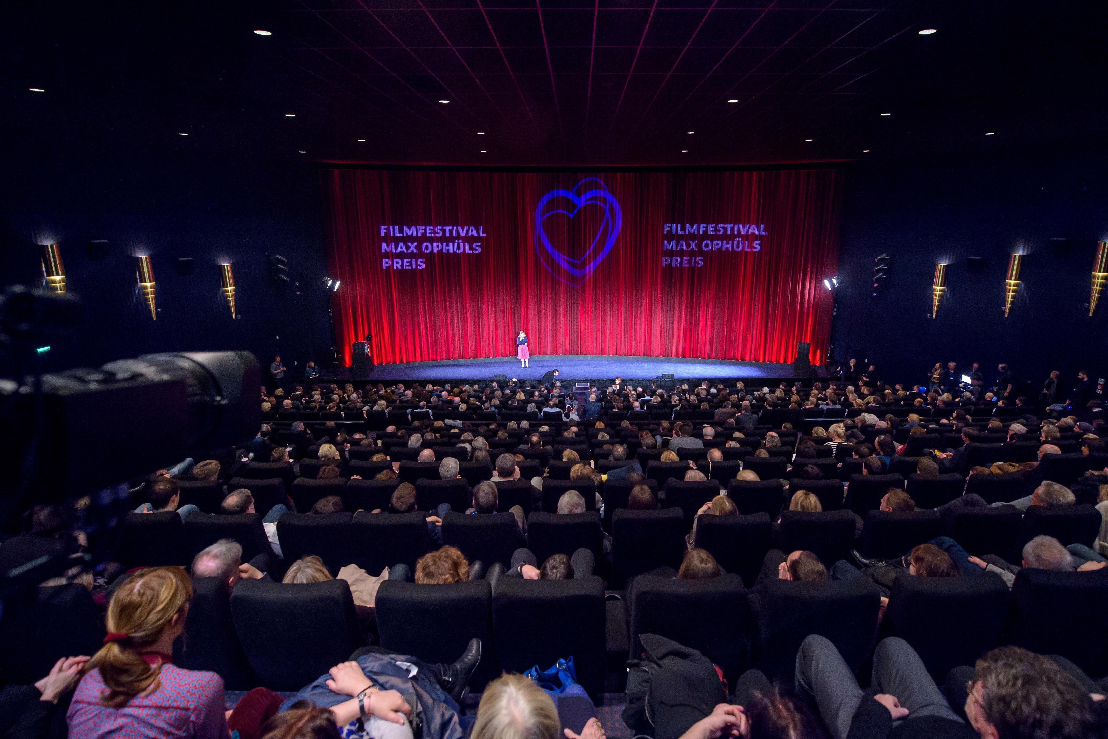 Gut gefüllte Festival-Kinos zeigen, dass der Film in Deutschland lebt